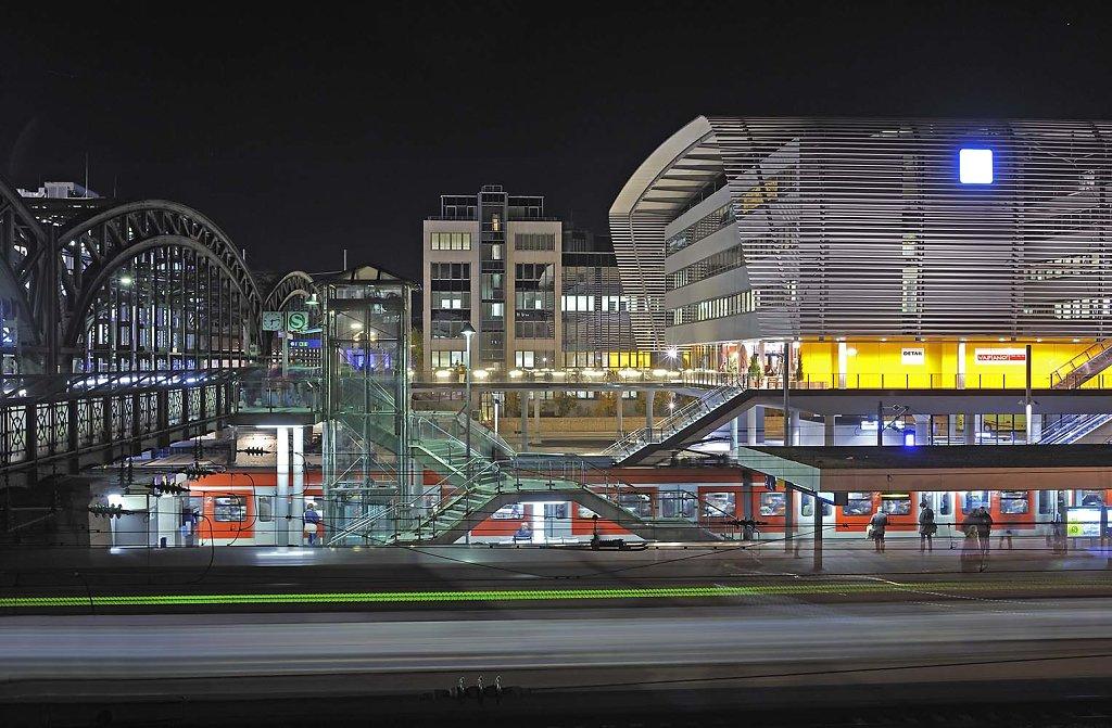 Zentraler Omnibusbahnhof, München