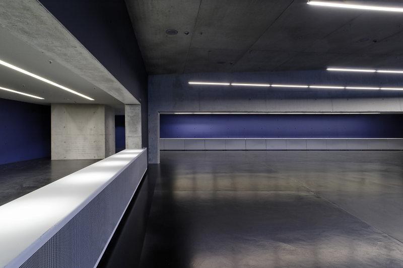 Architekturfotografie München neue kleine olympiahalle münchen architekturfotografie münchen