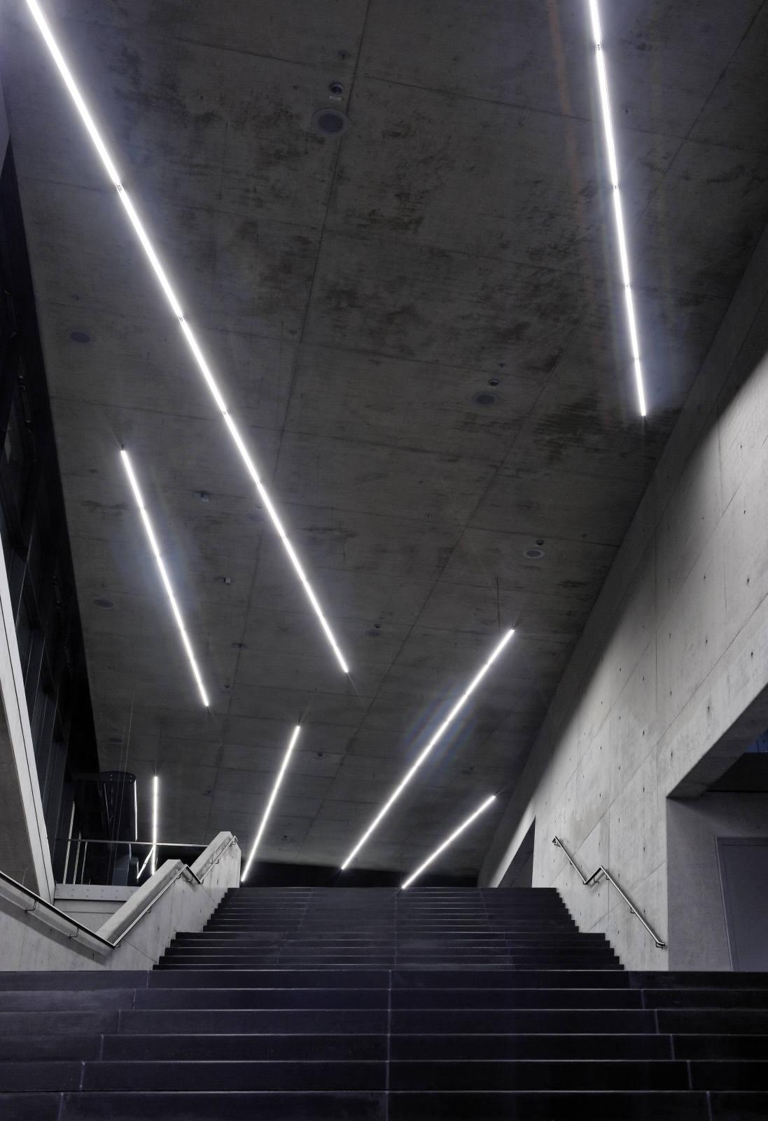 Neue Kleine Olympiahalle, München, Architekturbüro: Auer + ...