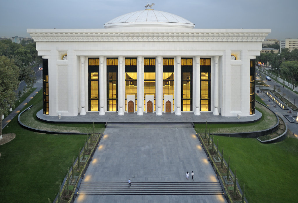 "Palace of International Forums ""Usbekistan"", Tashkent"