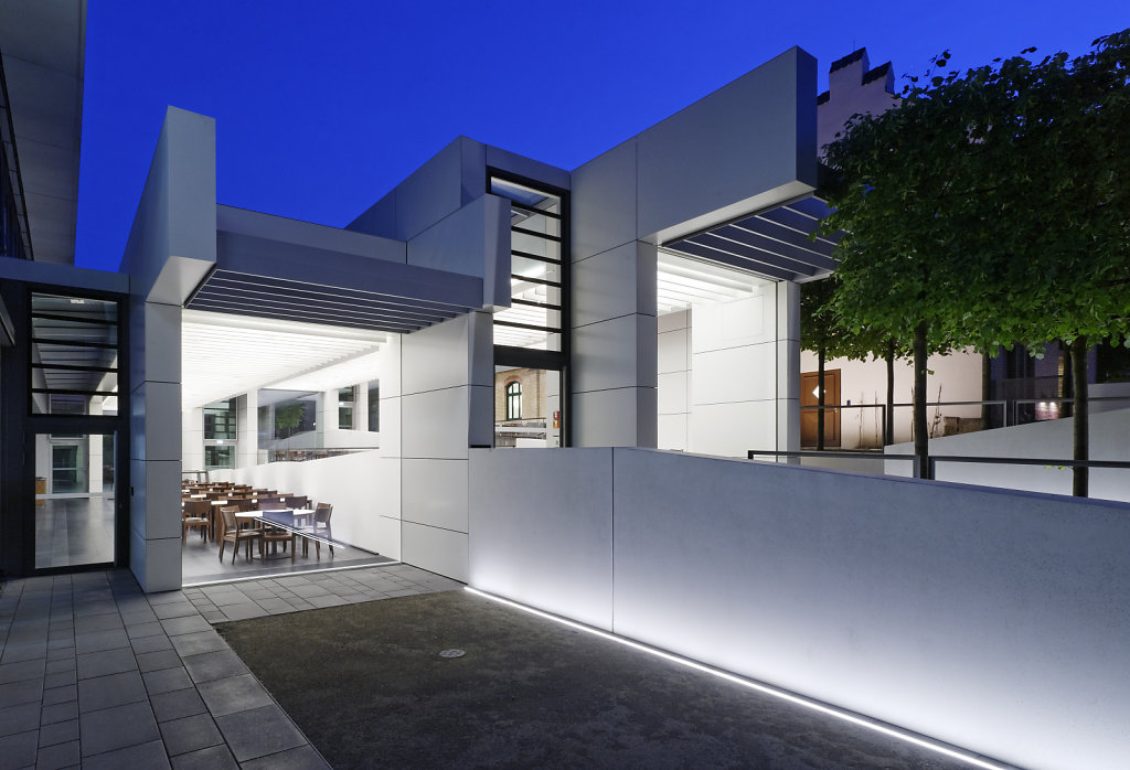 Casino WGV, Stuttgart, Architekten: Hascher Jehle Architektur, Lichtplanung: Pfarré Lighting Design