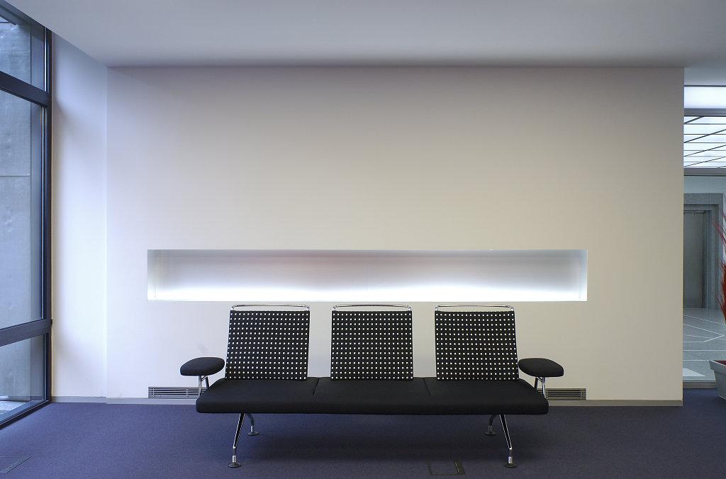 Linklaters, Lichtplanung: Pfarré Lighting Design