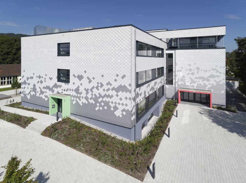 G O Architekten Mittelschule Peissenberg